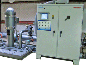 Replacement Pumping System with MPC